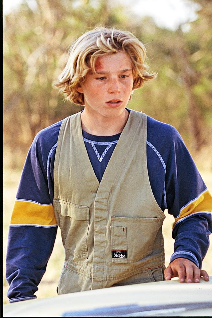 Kyal rose to fame on *Neighbours*.