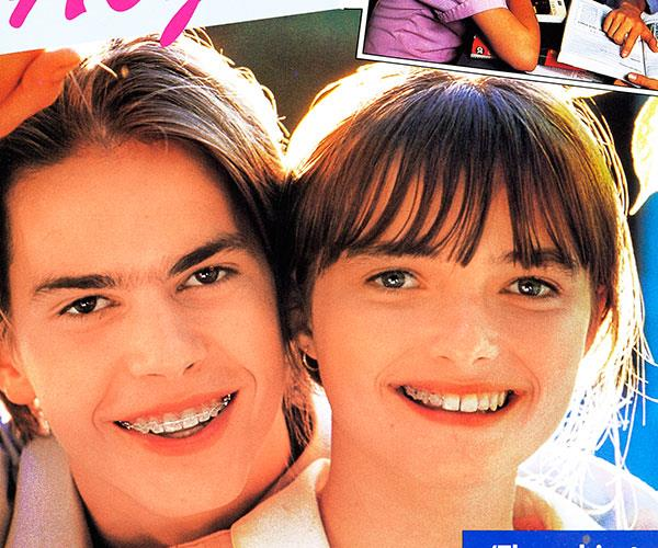 Amelia graced our screens as Cody Wills on *Neighbours*.