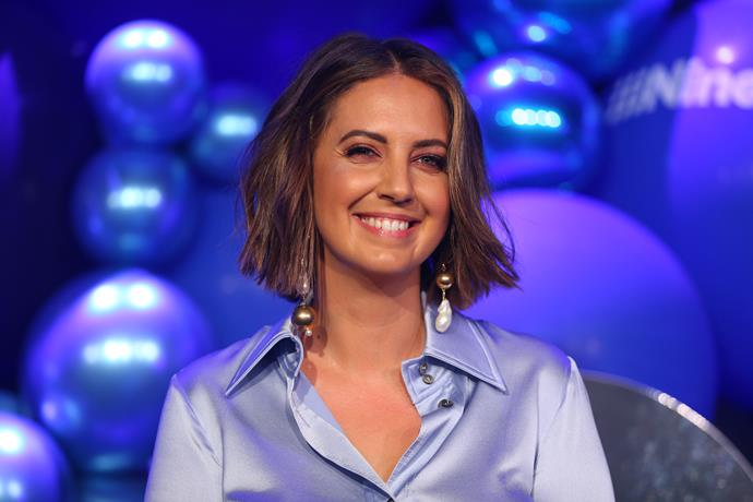 Brooke Boney is an entertainment reporter for Channel 9's *Today* show.