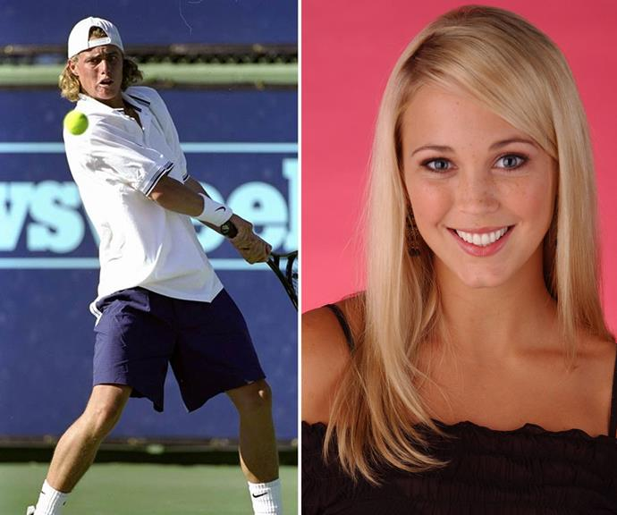 Young love: She was the rising actress who played Hayley Smith Lawson on *Home And Away*, with a music career on the side (seriously, *All Seats Taken* is still a classic banger). He was the tennis young gun making waves on the court and dividing opinion as a the bad boy of tennis.