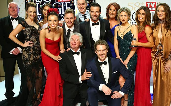 The top ten TV WEEK Logie Award-winners of all time