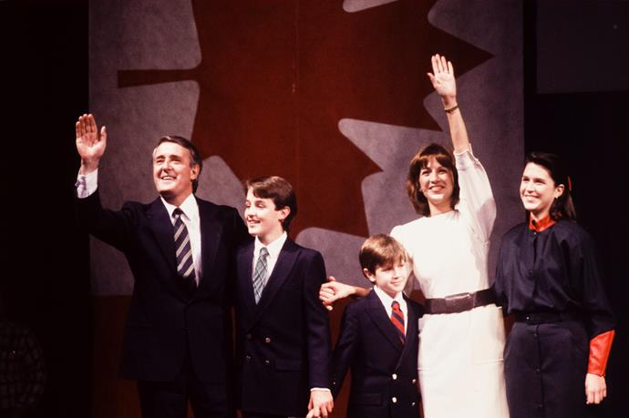 Ben was well known as a integral part of Canada's former first family while his dad, Brian Mulroney remained Prime Minister.