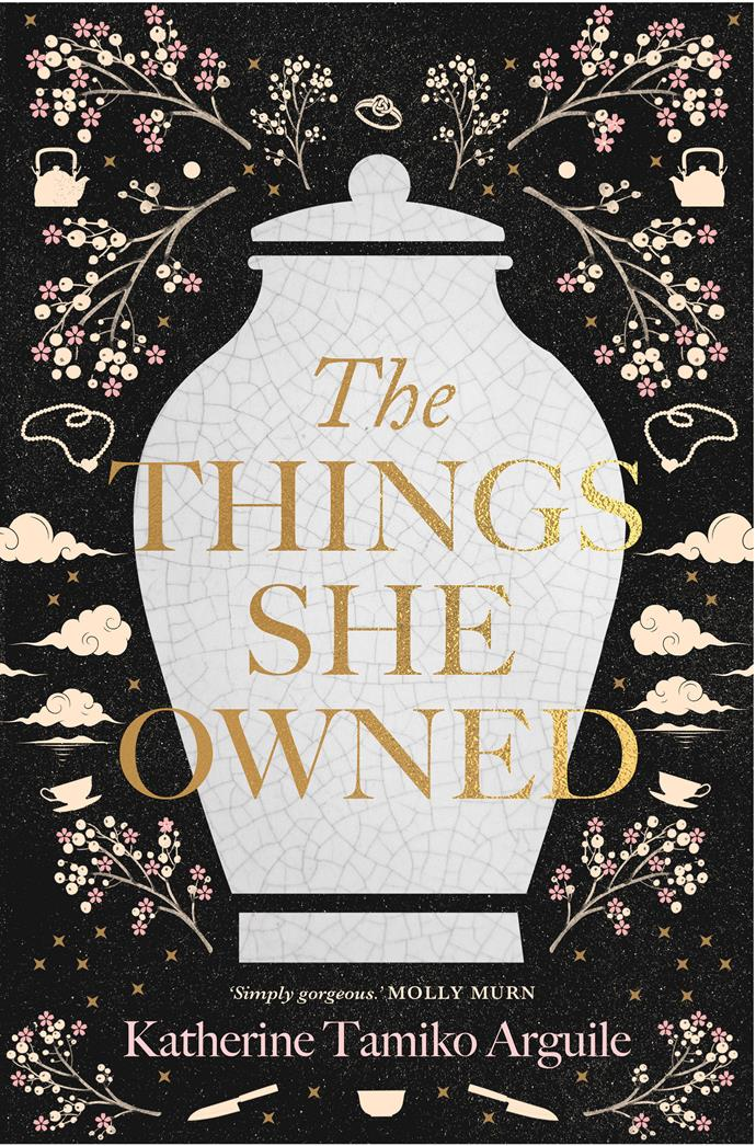 "***The Things She Owned* by Katherine Tamiko Arguile** <br>Family drama <br><br> A dazzling debut with picture perfect moments of the life of London chef Erika, 30, and her Japan childhood with glamorous but distant ""Jackie-O"" style mother Michiko.  <br><br> It's 2003 and Erika awaits cousin Kei to visit the grave of her hard-partying mother who died 12 years previously. <br><br> Each chapter is introduced with an item that Erika inherits from her, including a casket of Michiko's cremated bones still uninterred in her daughter's flat.  <br><br>We see the unbearable horrors of war, deprivation and its desolate effect on love – but how retracing footsteps of forebears can help purge pain and let go."