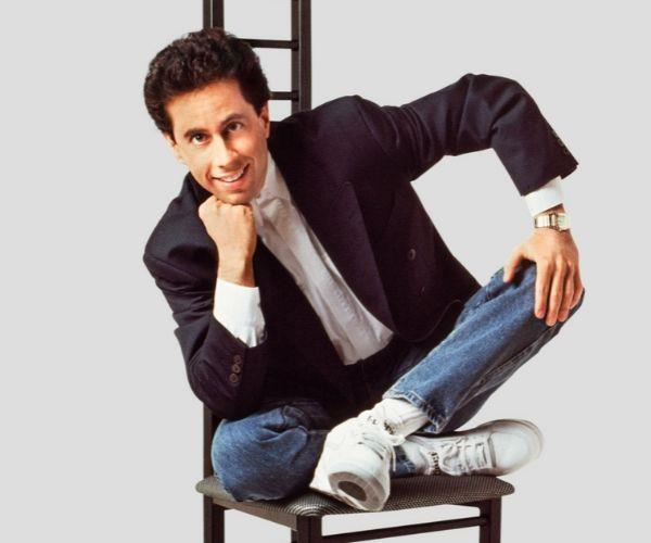 Jerry Seinfeld starred in the cult-hit comedy.
