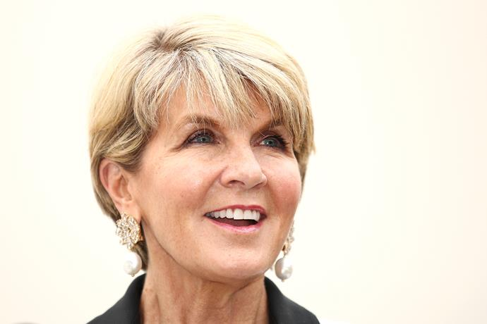 Julie Bishop joins forces with the royal as she becomes Chair of the Prince's Trust Australia.