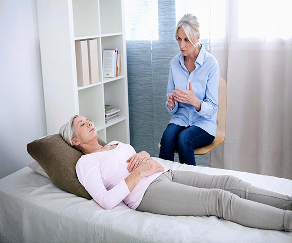 FYI - It's always best to see a professional hypnotherapist for a consultation before trying any hypnotism at home!