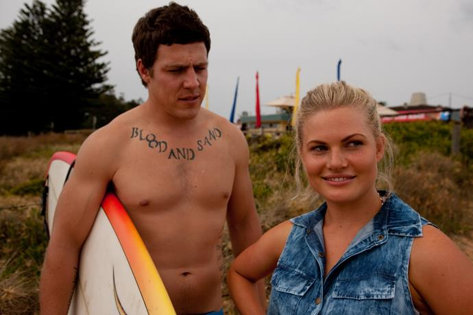 Bonnie was a well-loved character on *Home and Away*.