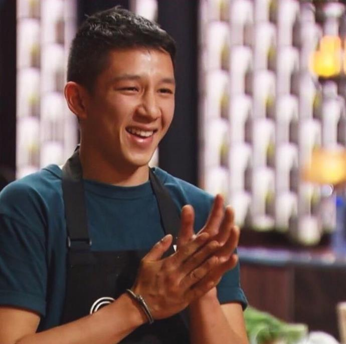 """""""For me, coming back into *MasterChef* this year was all about showing my identity, the one that I've developed over the past couple of years and I'm just staying true to that."""""""