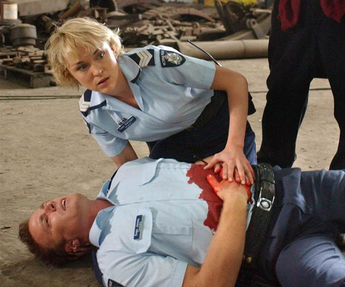 "**Blue Heelers, 25 Logies** <br><br> It was often joked that the country town of Mount Thomas was ""the crime capital of the Southern Hemisphere"", for the neverending sieges, hold-ups and murders [that happened in *Blue Heelers*.](https://www.nowtolove.com.au/celebrity/tv/blue-heelers-tv-show-biggest-moments-36678