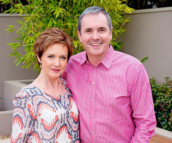 Susan and Karl.