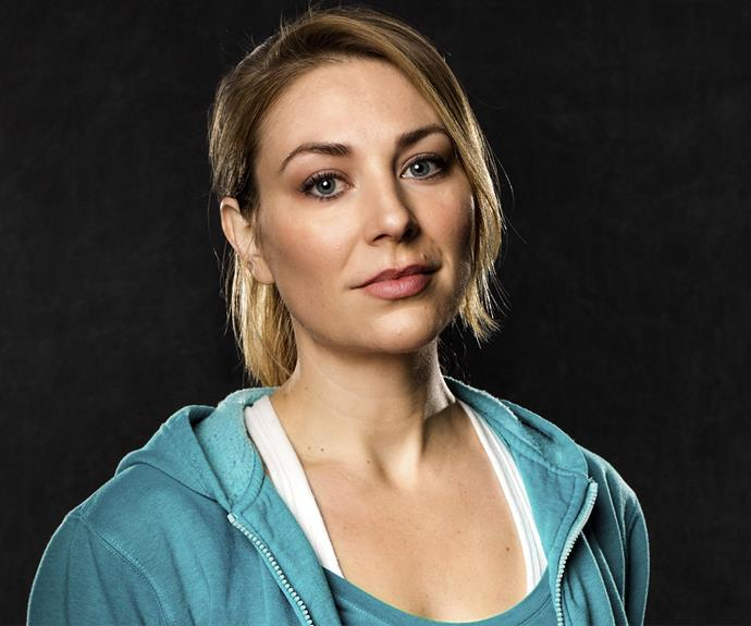 """""""You can't be on *Wentworth* for six seasons and not want to die,"""" Kate says."""