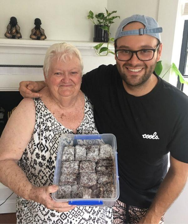 Reece says his nan inspired him to open his business.