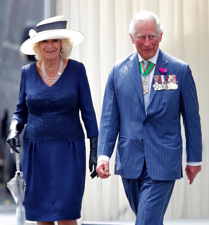"""""""It's clear The Duchess of Cornwall and GIVIT share strong values in wanting to help people and communities in very real and practical ways,"""" said the organisation's founder."""
