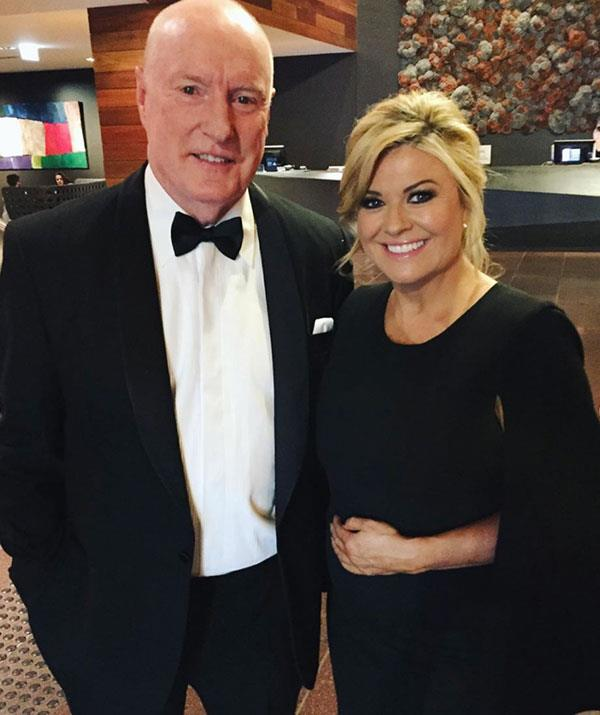 *Home And Away* living legends Ray Meagher and Emily Symons.