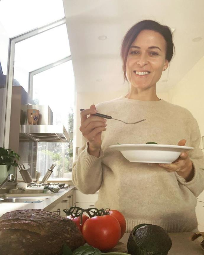Nutritionist Kathleen Alleaume shares her top tips for healthy eating in winter.