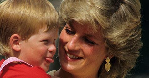 Rare photo of a young Prince Harry proves he was a royal rule breaker right from the start