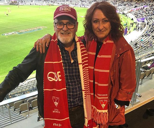 """**Lynne McGranger: If it's not broken, don't get married!** <br><br> Her on-screen character Irene may be unlucky in love but in real life, Lynne McGranger has been with her p[artner Paul McWaters for more than 30 years.](https://www.nowtolove.com.au/celebrity/home-and-away/lynne-mcgranger-husband-64584