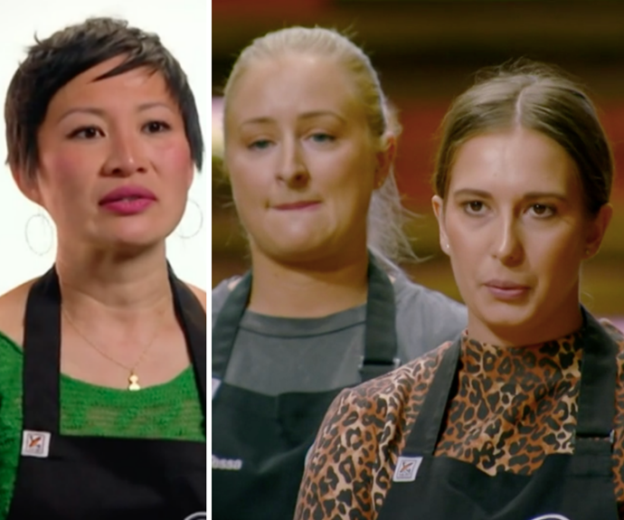 Rumours have been swirling for weeks that there's tension on the set of *MasterChef*.