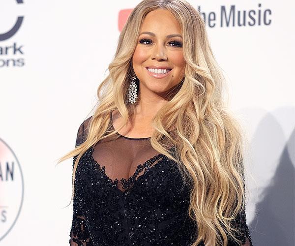 Mariah Carey developed gestational diabetes during her pregnancy.