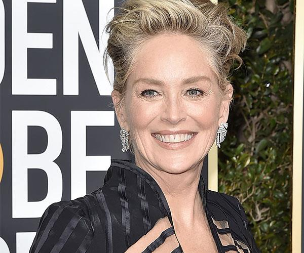Sharon Stone has to do daily insulin injections for her type 1 diabetes.