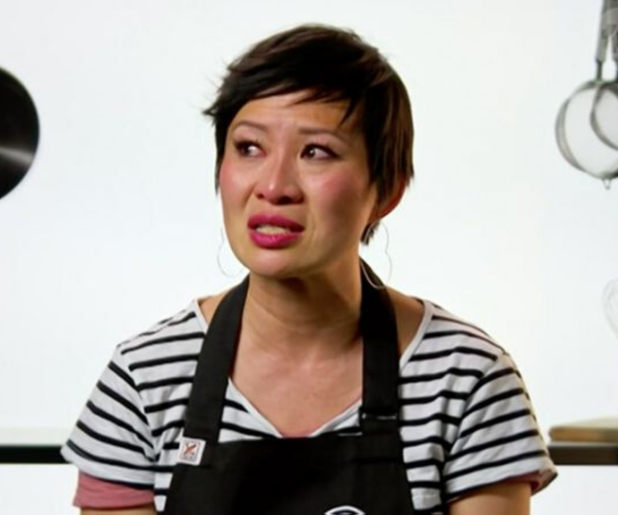 Poh was brought to tears as she reflected on her *MasterChef* journey.
