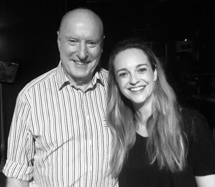 Fellow actress Penny McNamee also shared a sweet tribute for the legendary actor.
