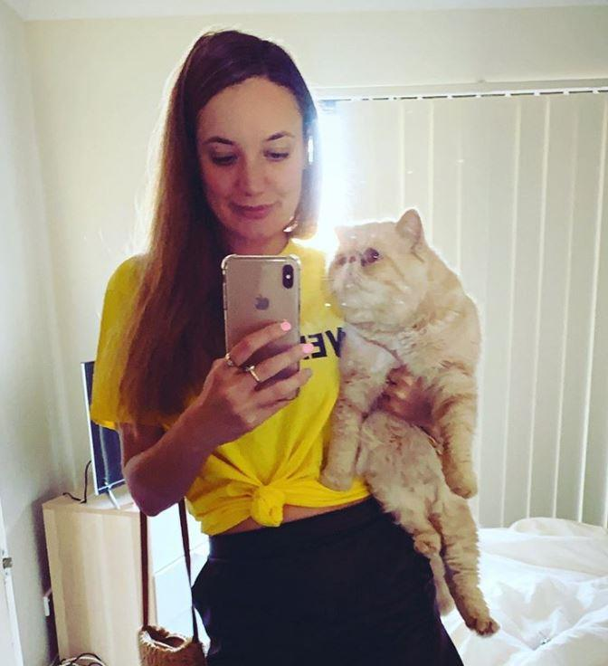 """**Brittney Weldon - [@brittneymweldon](https://www.instagram.com/brittneymweldon/?hl=en