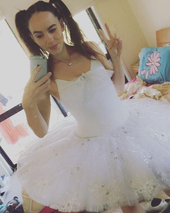 """**Janey Birks - [@littlejaneyjanegerous](https://www.instagram.com/littlejaneyjanegerous/?hl=en