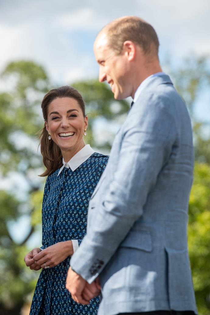 Kate's Beulah London dress was every bit as stylish as we'd expect from the Duchess.