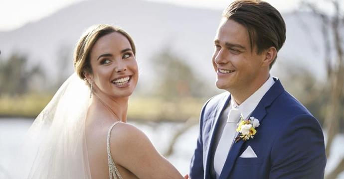 Another day, another love interest in the life of Summer Bay's resident cop. Chelsea Campbell entered the scene in 2018 in a whirlwind relationship that included a lot of secrets, a quick wedding and a *very* quick break up, when Chelsea discovered the Colby had actually killed his violent step father.