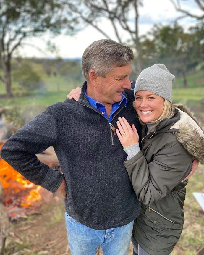 Sam recently got engaged to her boyfriend, who also lives in the Southern Highlands.