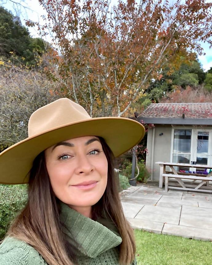 Michelle has now moved permanently to the Southern Highlands, following her split from The Commando.