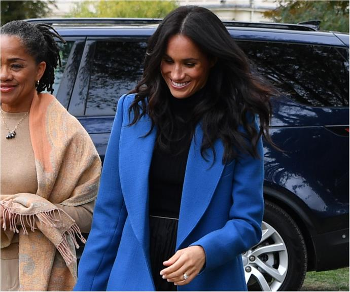 Duchess Meghan will speak at a virtual summit from her new base in LA.