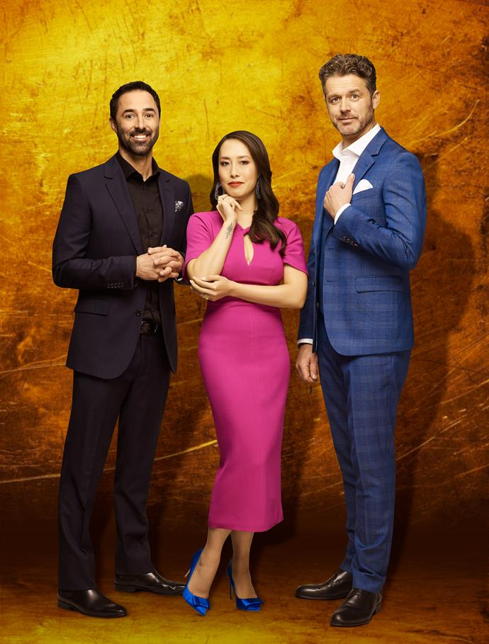 The show's new judges Andy Allen, Melissa Leong and Jock Zonfrillo have won over *MasterChef*'s loyal fans this season.