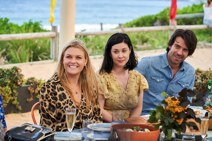 The Astoni family are looking at a very different future - but they had the ultimate Summer Bay send off.