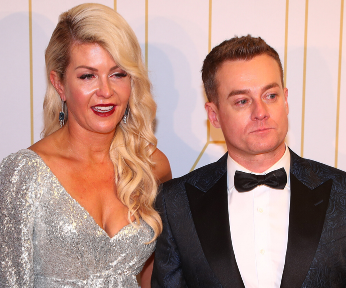 Grant Denyer and his wife Chezzi have been open about their personal battles over the years.