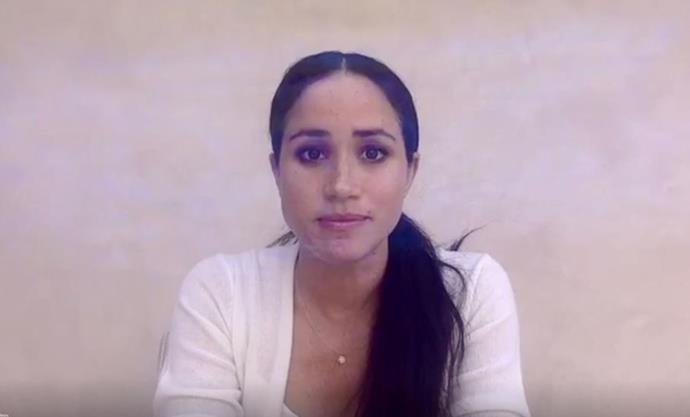 Meghan's choice in wearing white for a recent video in support of the Black Lives Matter movement might have meant more than we thought.