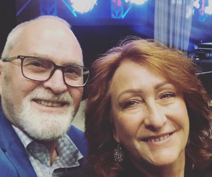 """""""He's amazing. We still enjoy each other's company and still make each other laugh,"""" the soapie star revealed of her partner of over thirty years."""