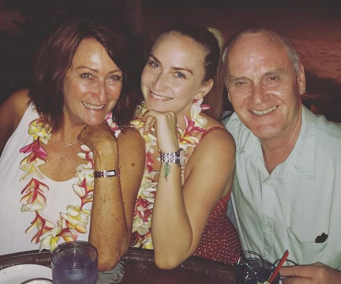 The couple are the proud parents to 29-year-old daughter Clancy McWaters.
