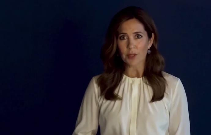 Crown Princess Mary shared an impassioned speech as she virtually opened the UN Summit.