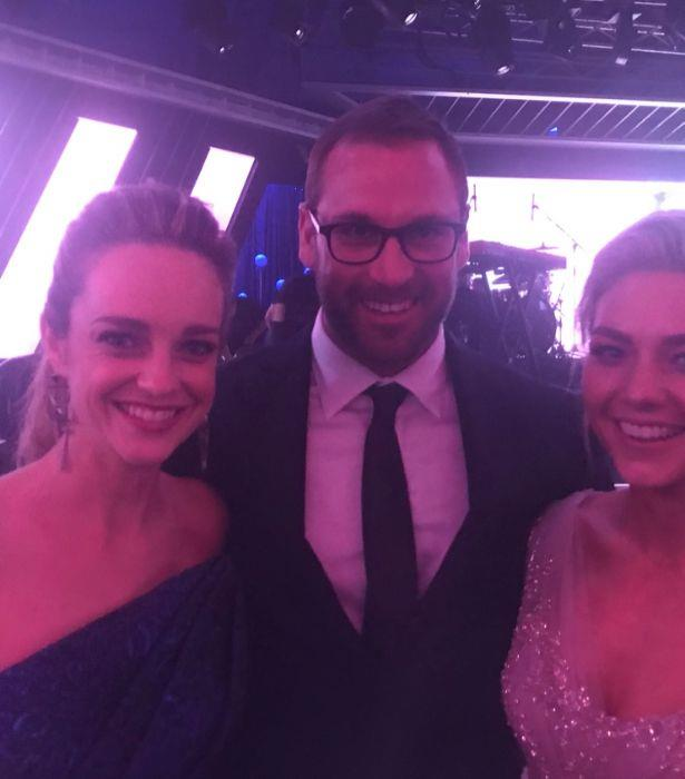 Sam, Jake and Penny dazzled at the *TV WEEK* Logie Awards in 2018. <br><br>