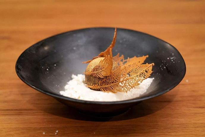 The Snitch was Reynold's favourite dessert of the series.