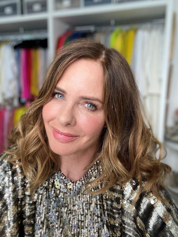 Trinny knows a thing or two about clothes *and* makeup!