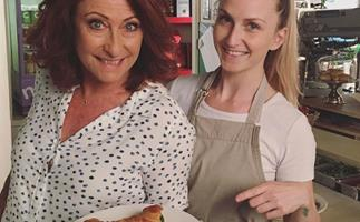 Strewth! Lynne McGranger's daughter looks JUST like her... and she's even starred on Home And Away before