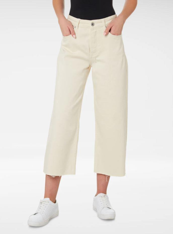 "Outland Demin Sienne Wide-Leg Crop jean, $239. [Buy them online here](https://www.outlanddenim.com.au/collections/women/products/sienna|target=""_blank""
