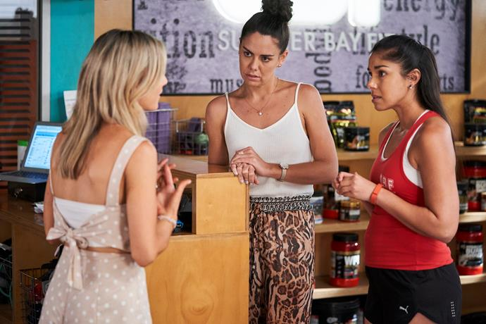 "But despite her ups and downs in the relationship department, Willow has friendships to last a lifetime. Alongside Tori, she's close with local nurse Jasmine (who happens to have [another whopper of a narrative](https://www.nowtolove.com.au/celebrity/home-and-away/jasmine-delaney-home-and-away-64124|target=""_blank""))."