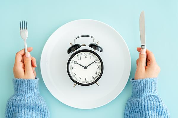 Eating breakfast at 8am, lunch at 10am and dinner at midday (we know it sounds mad!) was found to increase the fat burning rate of study participants.