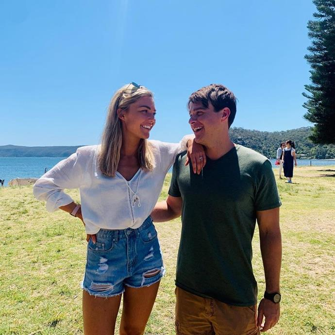 There's plenty of sunshine and smiles on the set of Summer Bay.
