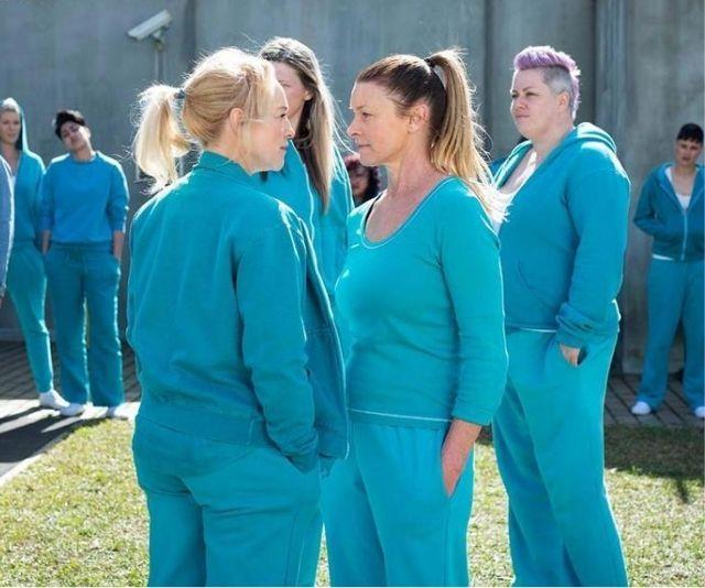 ** Kaz Proctor – S7, E4**<br><br>  Being Wentworth's top dog puts a hefty target on your back, and no one proved that more than Kaz. <br><br>  In one of the show's biggest mysteries, Kaz had her throat cut after she'd been for a therapy session. <br><br>  The culprit was later revealed to be Sean Brody (Rick Donald), a disturbed prison guard.