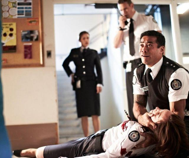 **Governor Meg – S1, E1**<br><br>  Like we said, Wentworth didn't hold back with a killer (sorry, Meg) first episode.  <br><br> Firm-but-fair Governor Meg Jackson (Catherine McClements) was killed by inmate Franky Doyle (Nicole De Silva), leaving behind her grieving prison guard husband Will (Robbie Magasiva).  <br><br> The shocking opening episode set the tone for following seasons, and plenty more deaths.